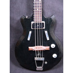 1960s Supro Pocket Bass