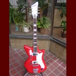 Eastwood Guitars - Eastwood Airline 2P DLX