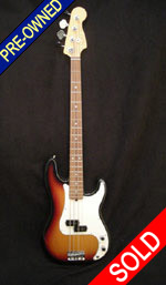 Fender USA American Standard P-Bass (used)