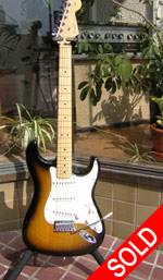 Fender USA 50th Anniversary Strat