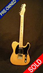 Fender Guitars - Fender USA 1952 Tele Reissue
