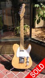 Fender USA Ash Tele