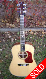 Gallagher Guitars - Gallagher Doc Watson Signature