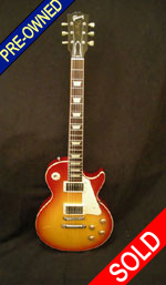 Gibson Guitars - Gibson Historic '58 Reissue Les Paul