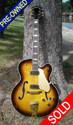 Gretsch Guitars - Gretsch Country Club
