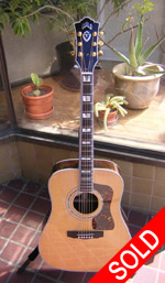 Guild Guitars - Guild D-55