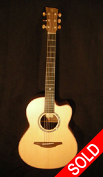 Mcilroy Guitars - Mcilroy AS20C