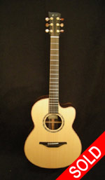 Mcilroy Guitars - Mcilroy AS30C