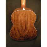 Margon Guitars - Morgan Concert - Claro Walnut
