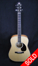 Morgan Guitars - Morgan Dreadnought
