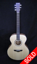 Northwood Guitars - Northwood Jumbo FW-70MJ